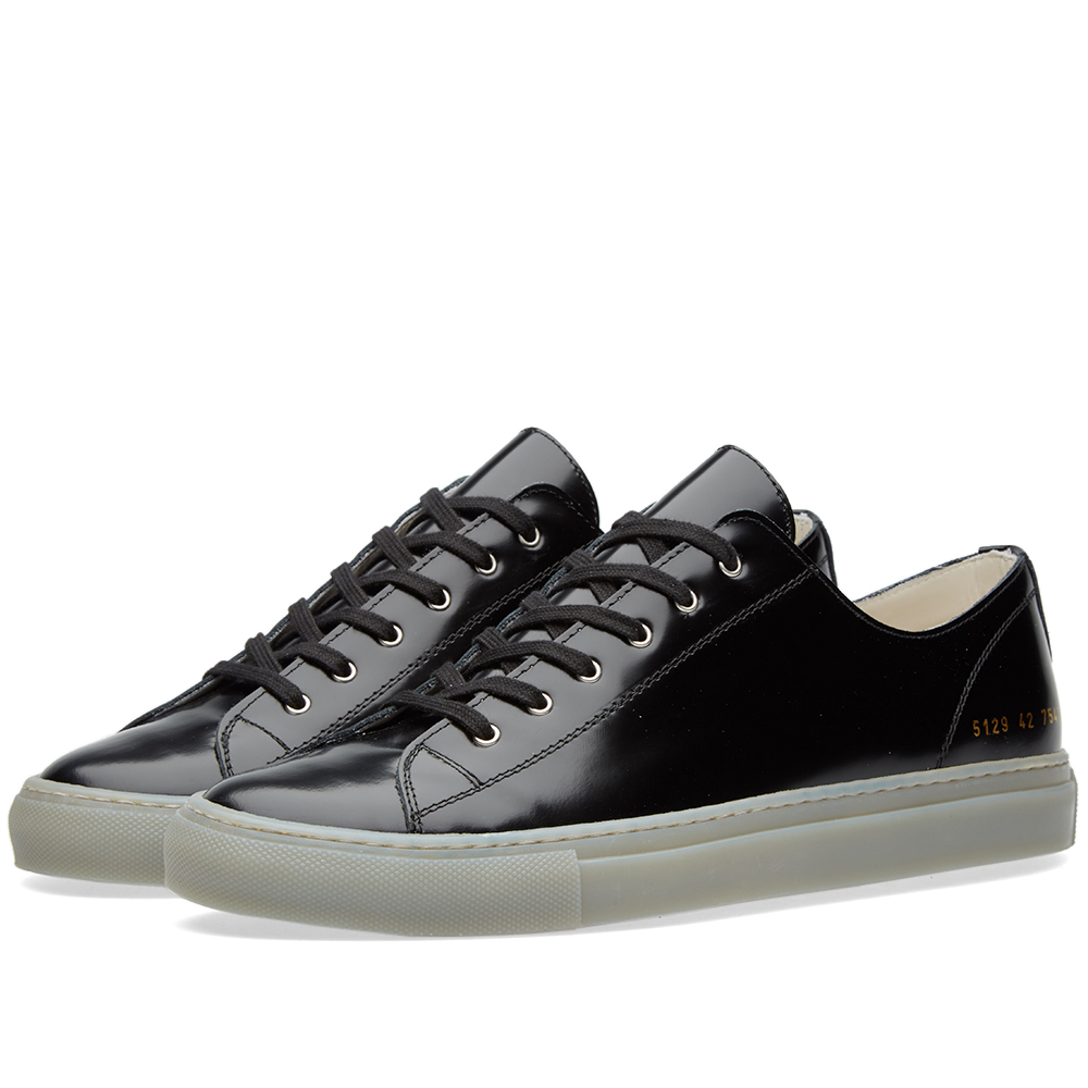 Common Projects Tournament Low Polished