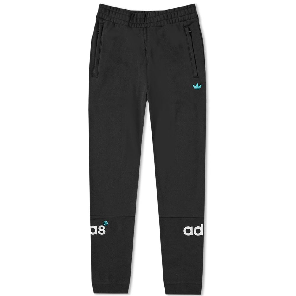 Photo: Adidas 90's Archive Arch Logo Sweat Pant Black