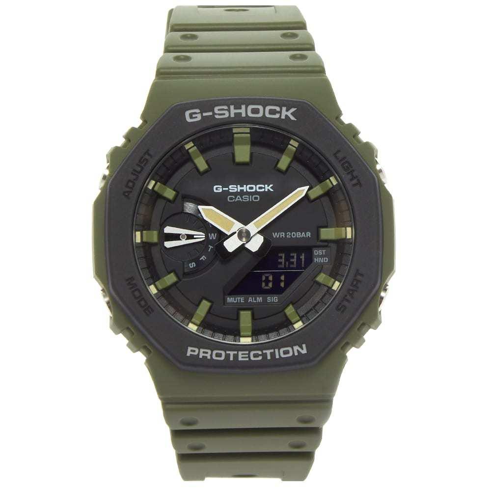 Photo: Casio G-Shock GA-2110SU Watch