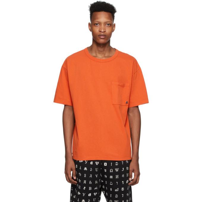 Photo: Etudes Orange Museum T-Shirt