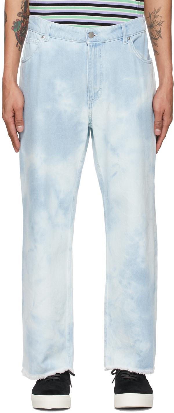 Photo: Faith Connexion Blue Tie & Dye Jeans