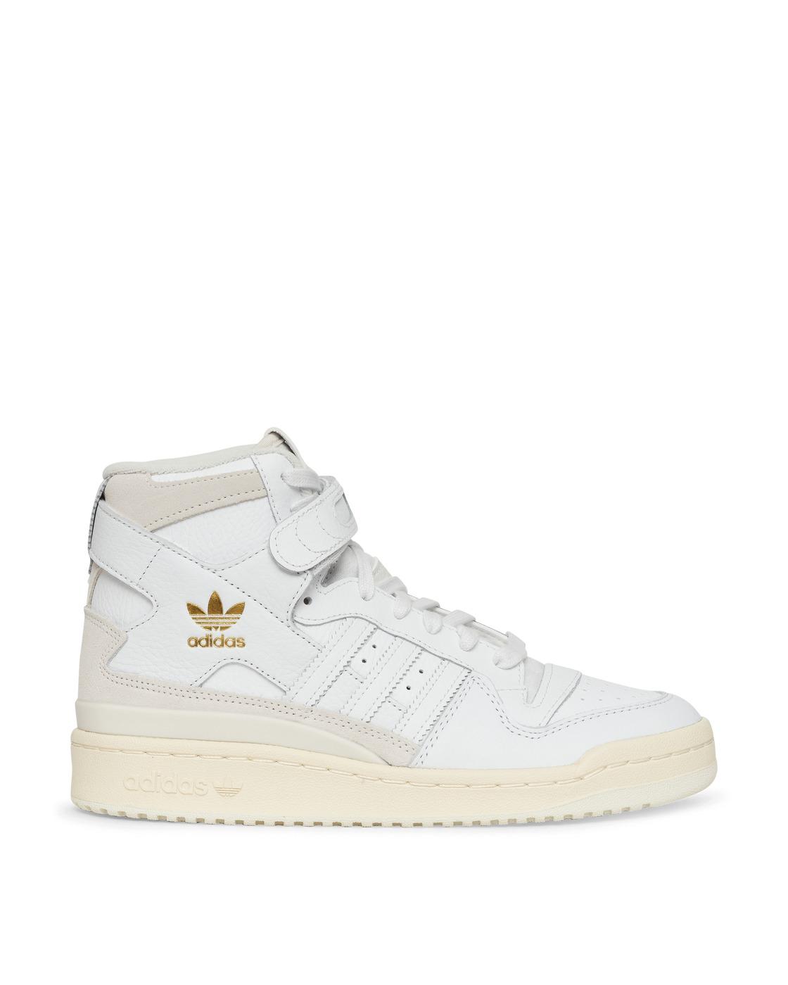 Photo: Adidas Originals Forum 84 High Sneakers Ftwr White 38