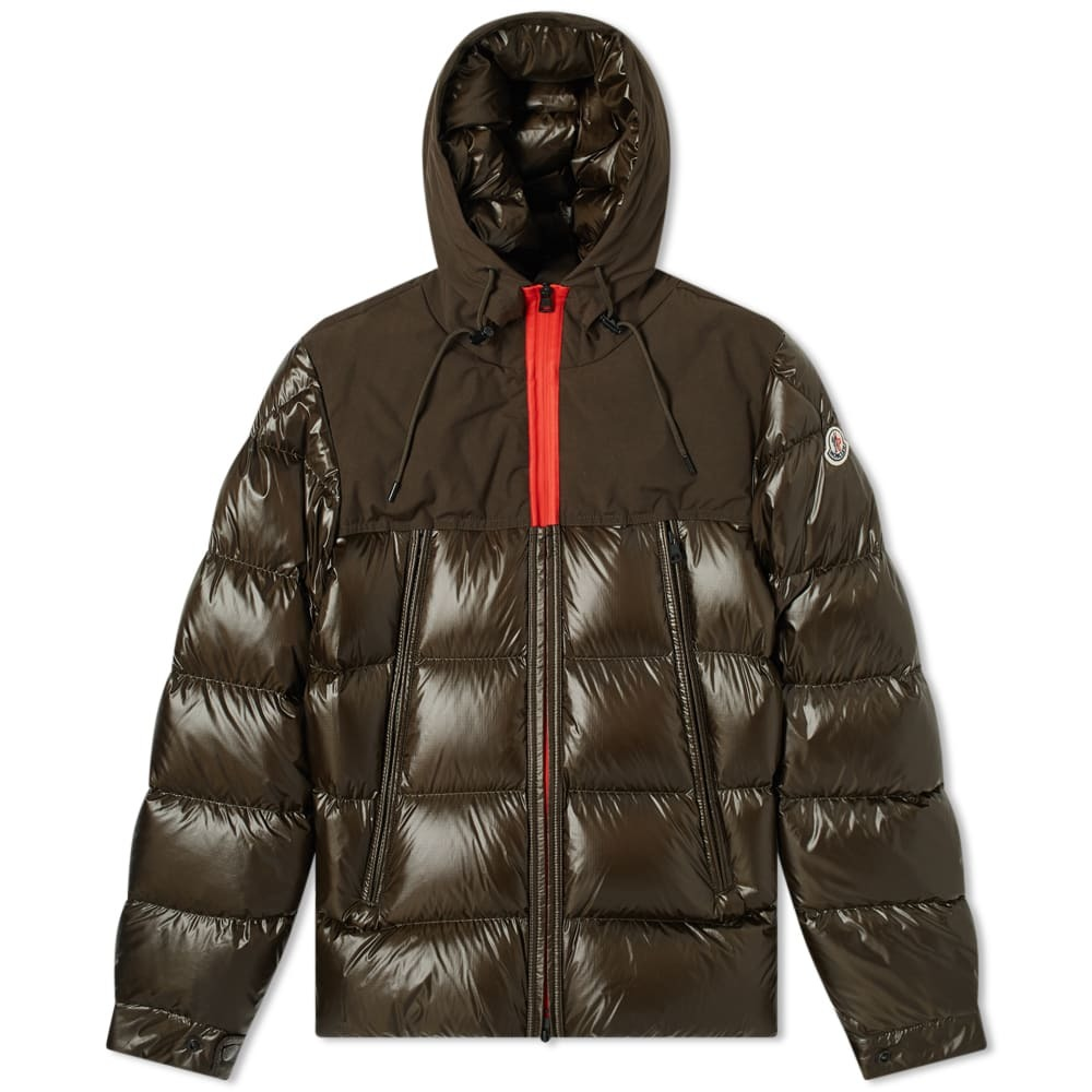 Photo: Moncler Eymeric Zip Hooded Down Jacket