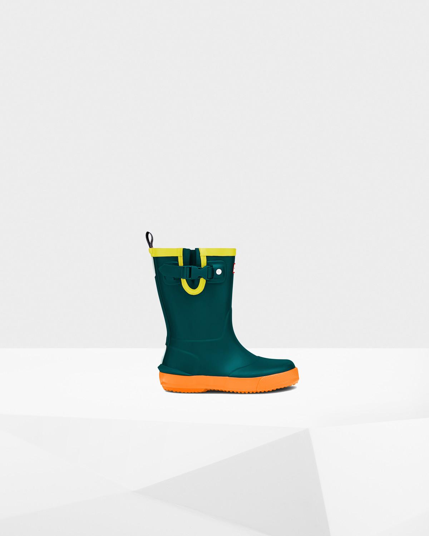 Photo: Davison Kids' Rain Boots