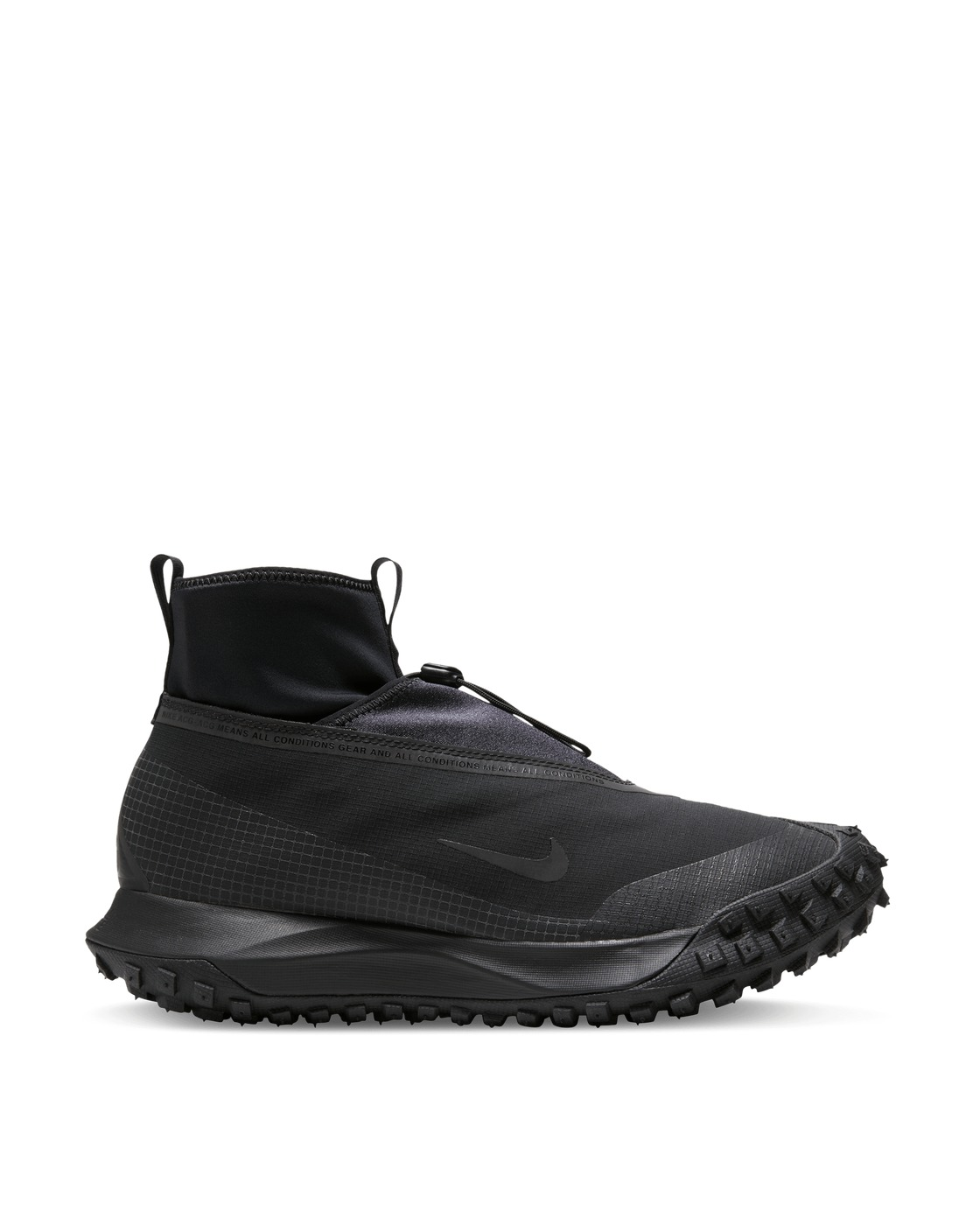 Nike Special Project Mountain Fly Gore Tex Sneakers Black/Dark Grey