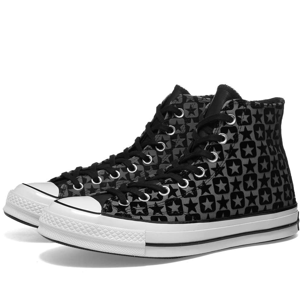 Photo: Converse Chuck Taylor 1970s Canvas Hi W 'After Midnight'