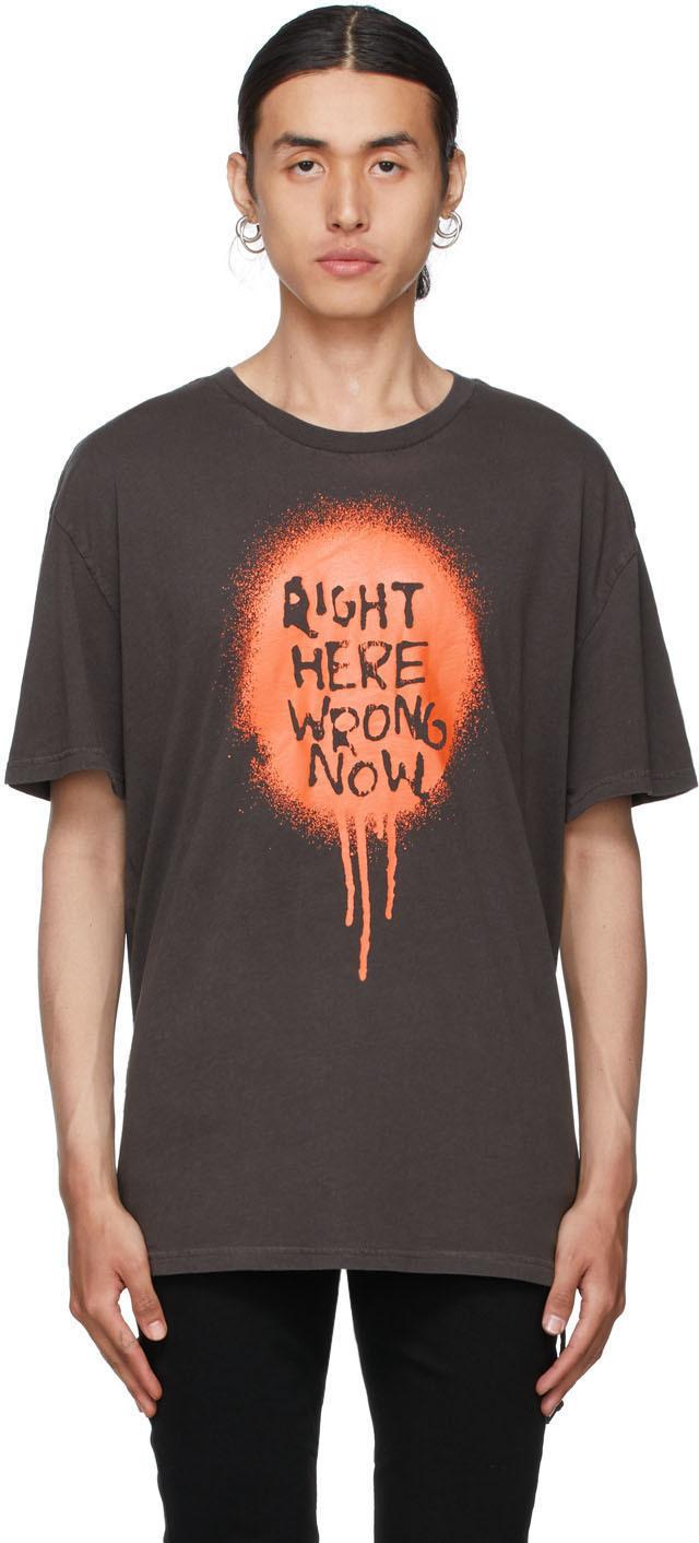 Photo: Ksubi Black 'Right Here' Biggie T-Shirt
