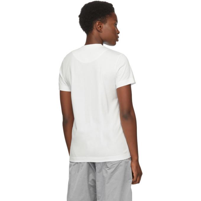 Y-3 White Classic Logo T-Shirt