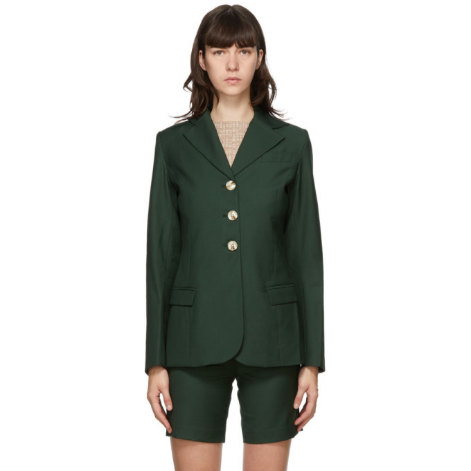 Photo: Anna Quan Green Sofia Blazer