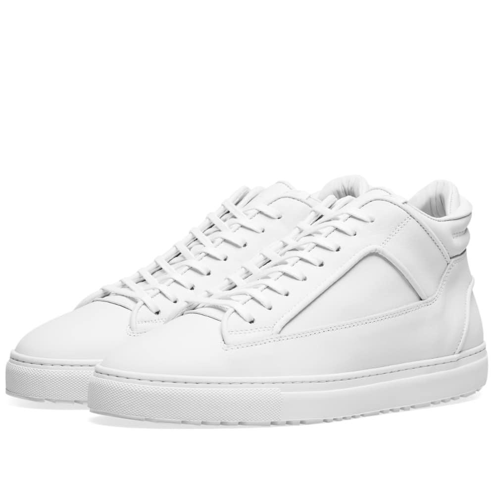 Photo: ETQ. Mid 2 Sneaker White