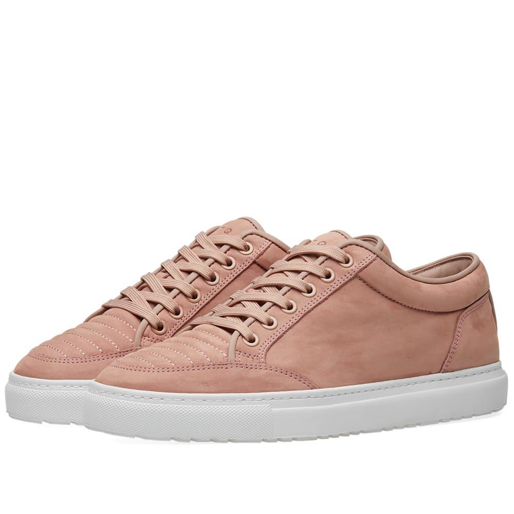 Photo: ETQ. Low Top 2 Sneaker Pink