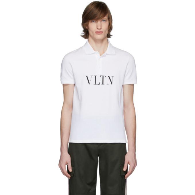 Photo: Valentino White VLTN Polo