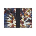 Acne Studios Tie Dye Bifold Card Holder Multicolor