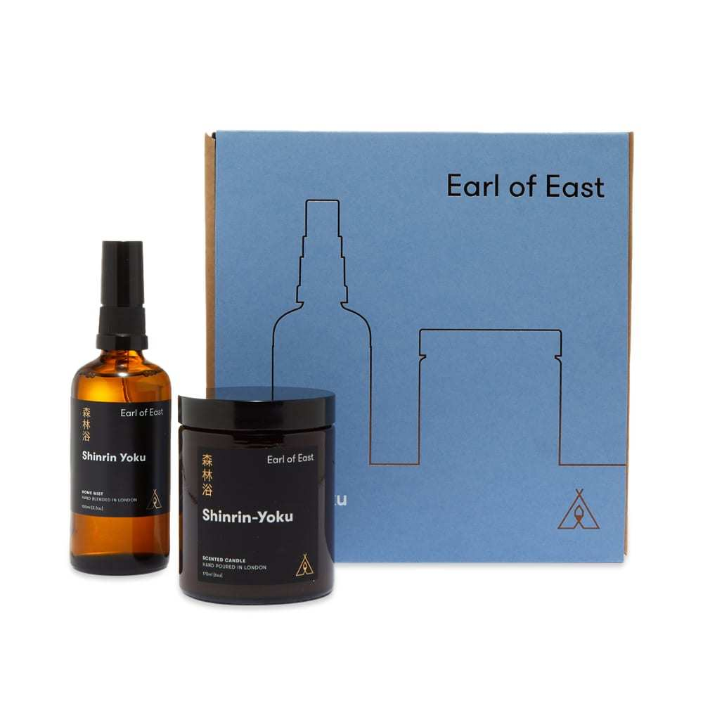 Photo: Earl of East Duo Gift Set - Shinrin-Yoku