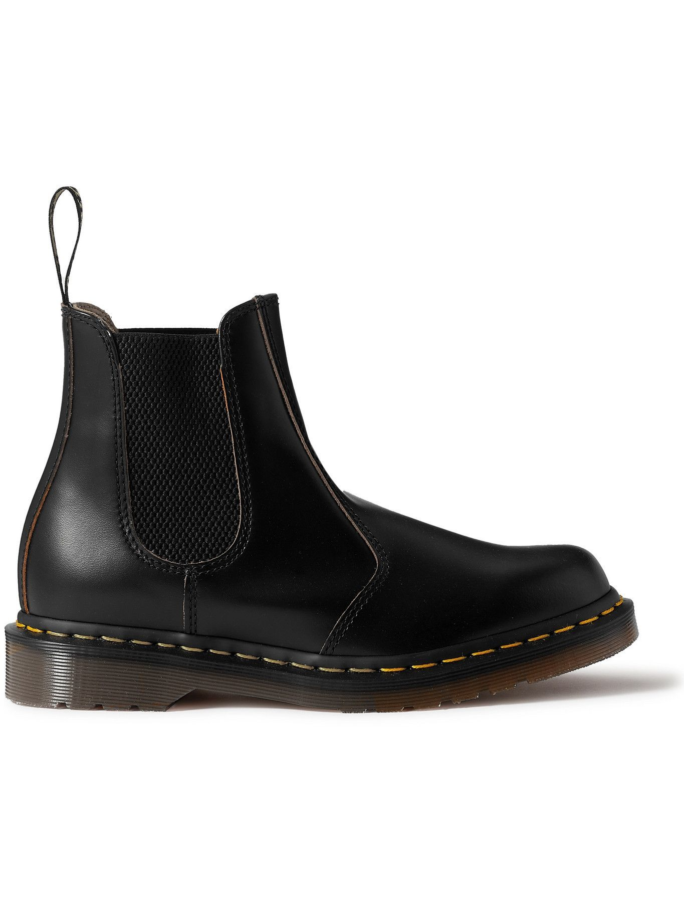 Photo: Dr. Martens - Vintage 2976 Leather Chelsea Boots - Black