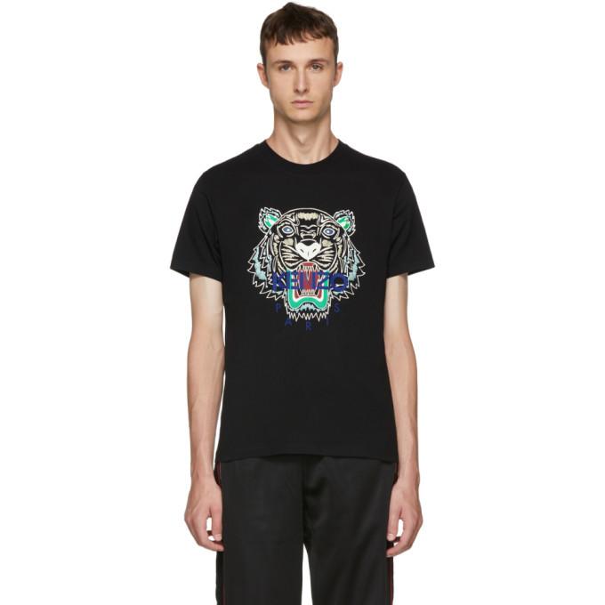 Photo: Kenzo Black Tiger T-Shirt