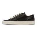 Common Projects Black Tournament Low Sneakers