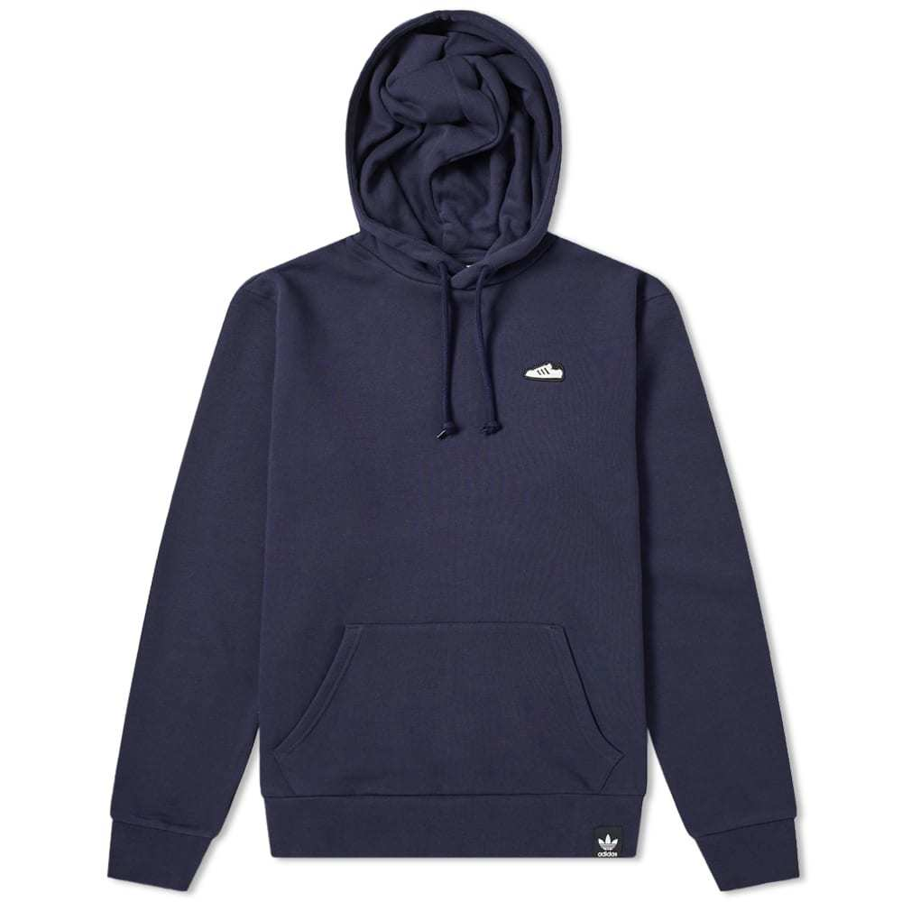 Adidas Superstar Emblem Hoody