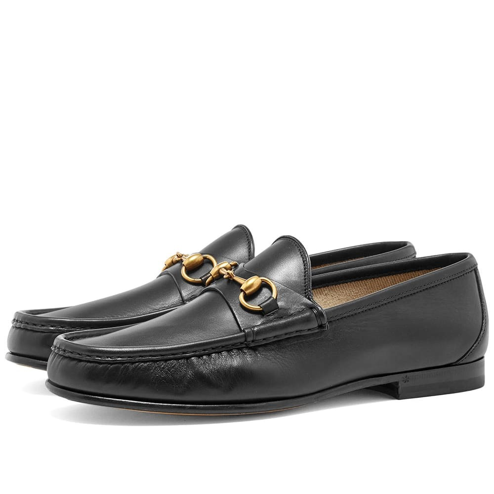 Photo: Gucci Roos Bit Loafer
