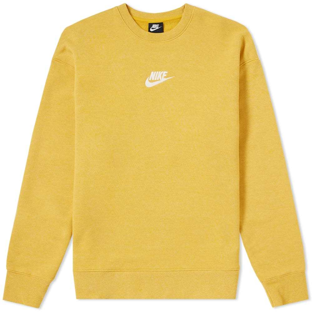 Photo: Nike Heritage Crew Sweat