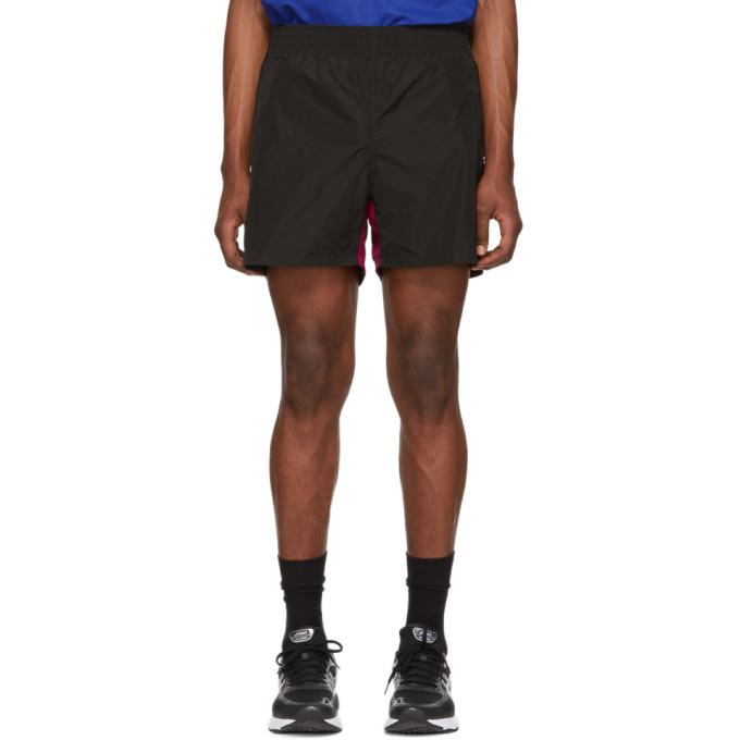 Photo: Wales Bonner Black Football Shorts