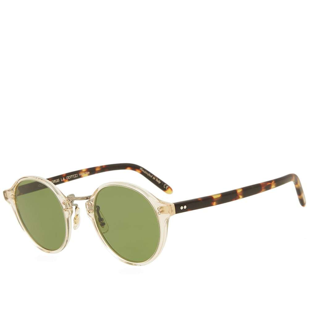 Oliver Peoples 1955 Sunglasses White