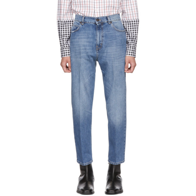 Photo: Stella McCartney Blue Denzel Jeans