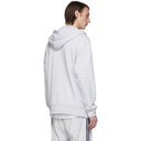 adidas Originals Grey Vocal FZ Hoodie