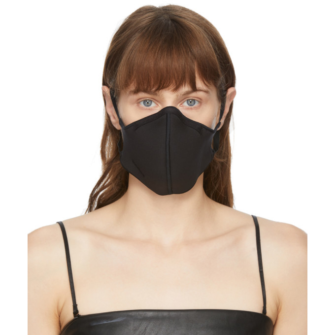 Photo: Wolford Black Classic Mask