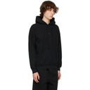 EDEN power corp Black Recycled Cotton Star Hoodie