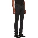 Raf Simons Black Slim-Fit Jeans