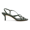 3.1 Phillip Lim Green Louise Strappy 60mm Sandals