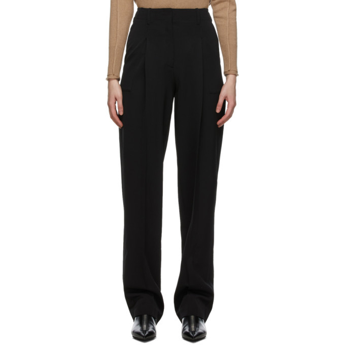 Photo: Stella McCartney Black Jayda Trousers