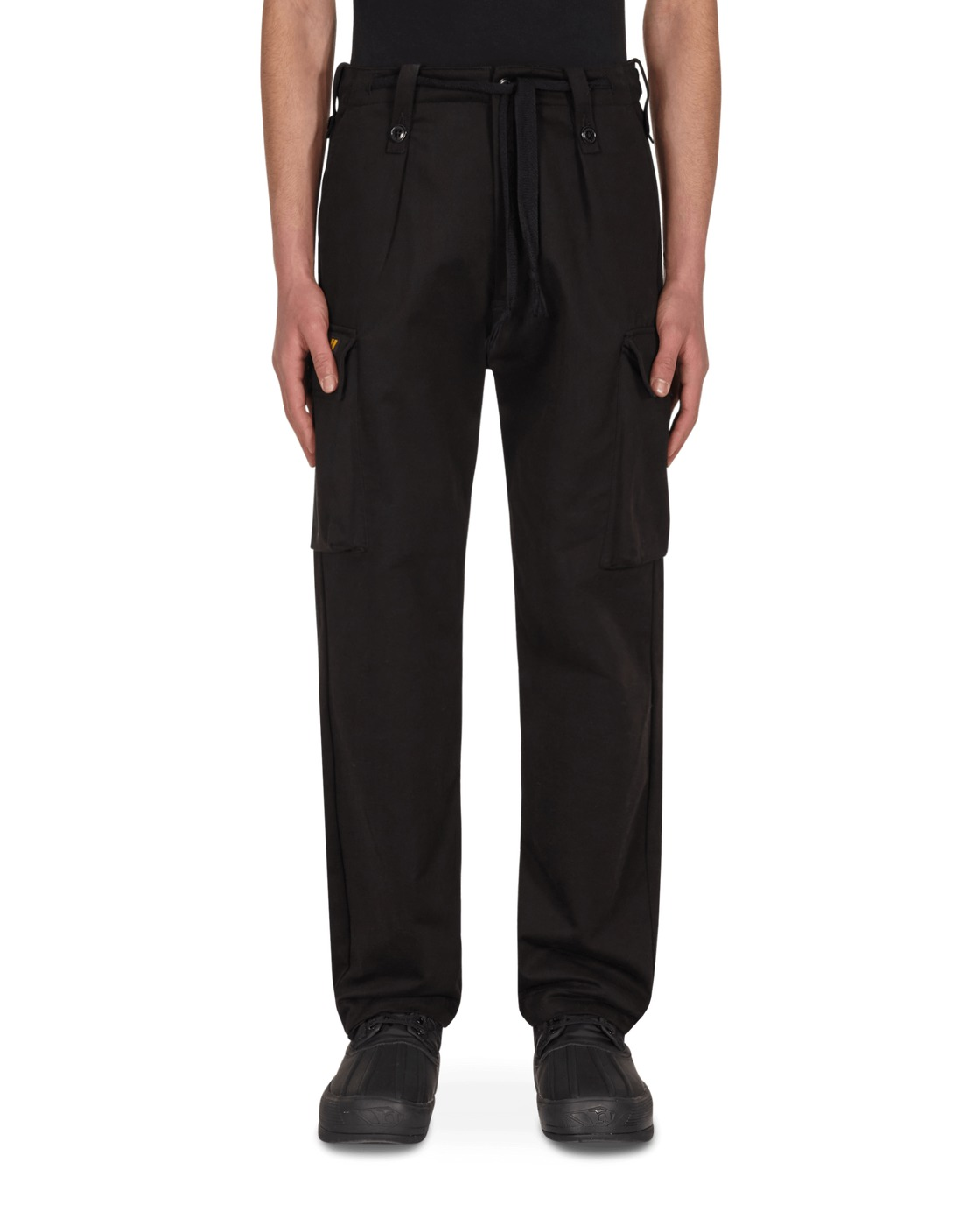 Photo: Wtaps Jungle Country Trousers Black