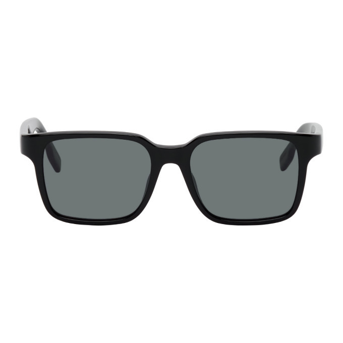 Photo: Kenzo Black Square Sunglasses