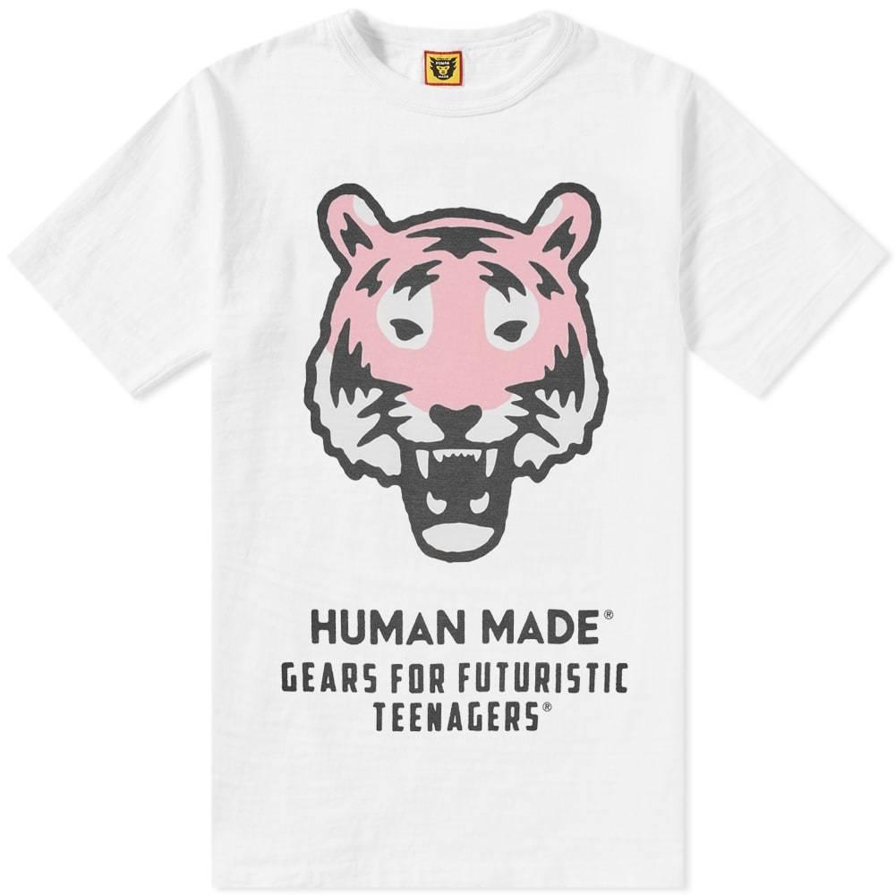 Photo: Human Made Tiger Face Tee