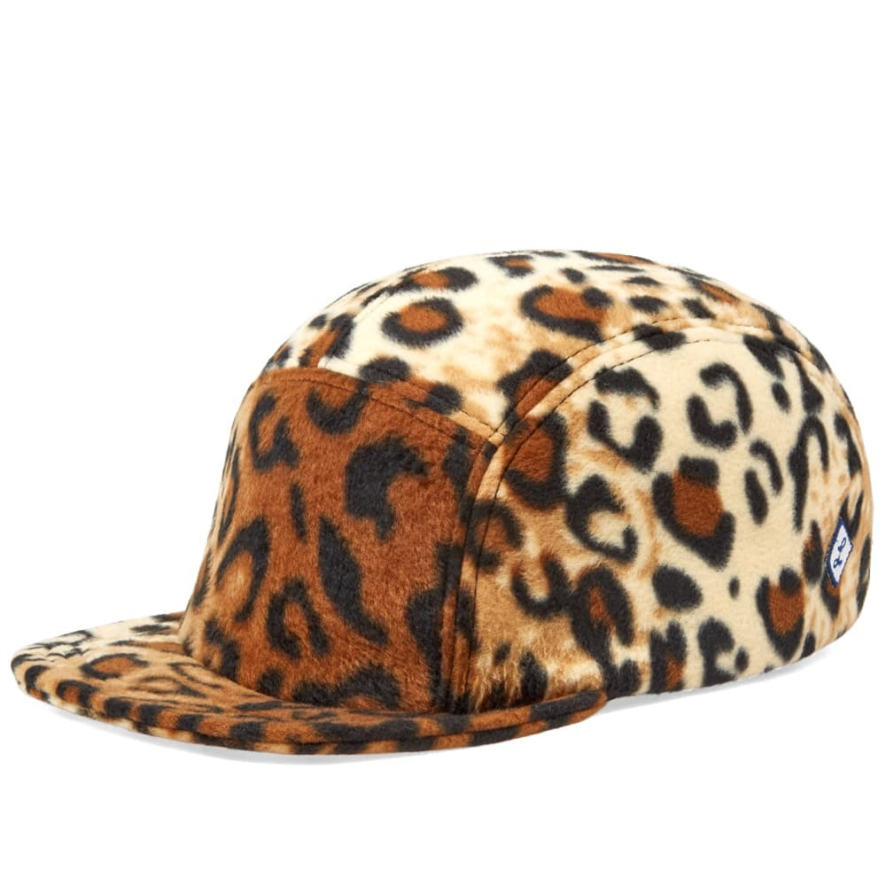 Photo: Larose Paris Cheetah Print 5-Panel Cap