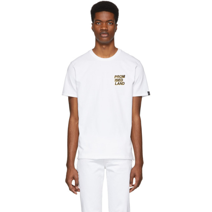 Photo: rag and bone White Promised Land T-Shirt
