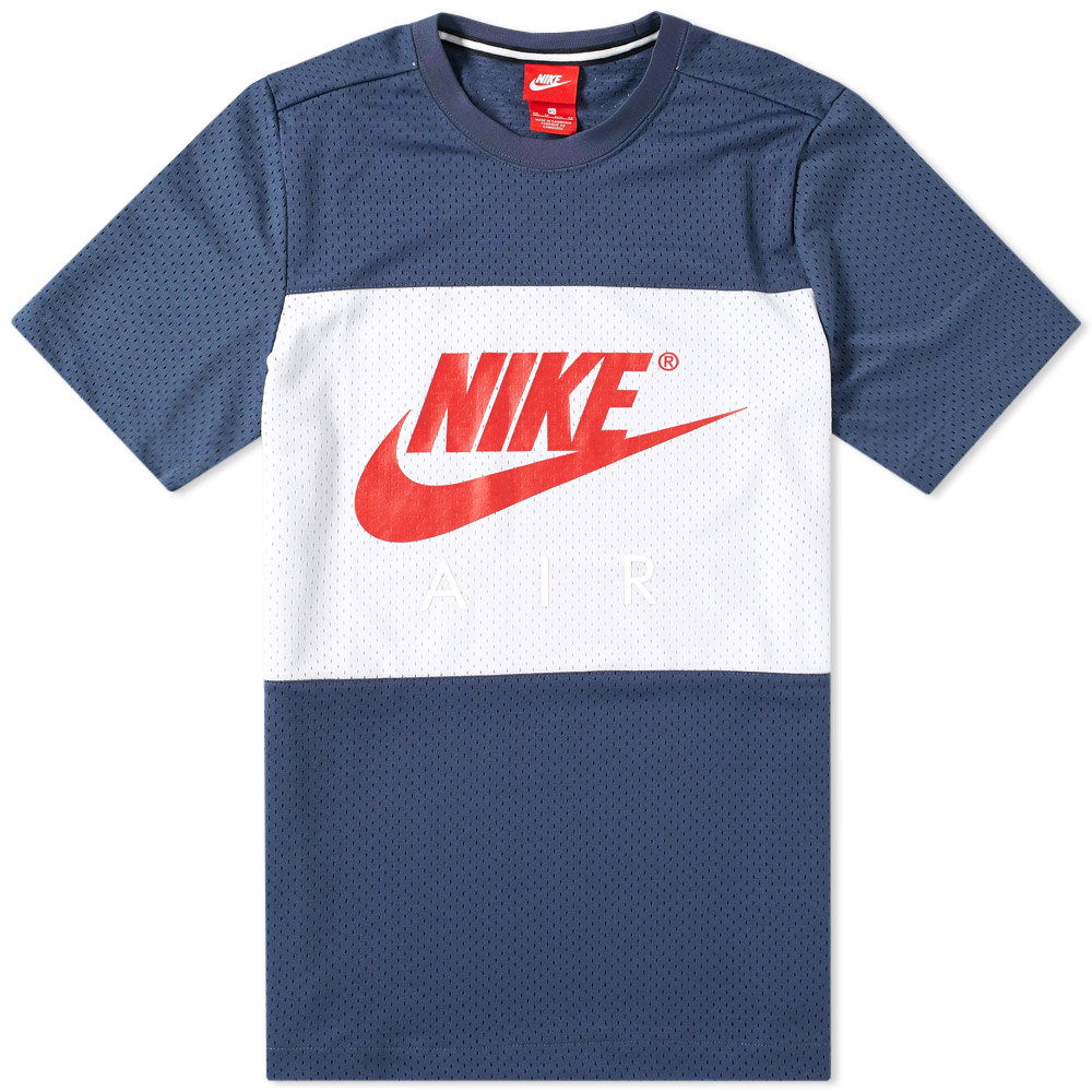 Nike Air T Shirt Red  74e022dd0