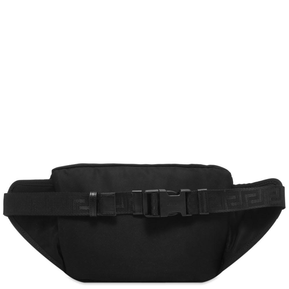 Versace Bonded Logo Waist Bag