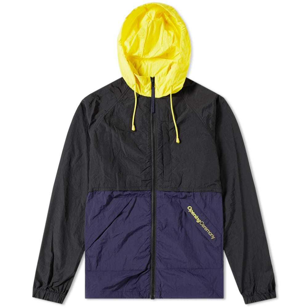 Photo: Opening Ceremony Crinkle Nylon Storm Jacket