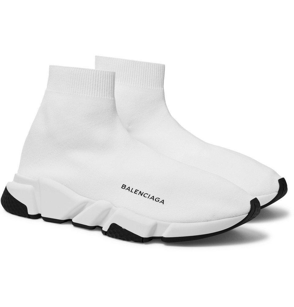 Balenciaga - Speed Sock Stretch-Knit