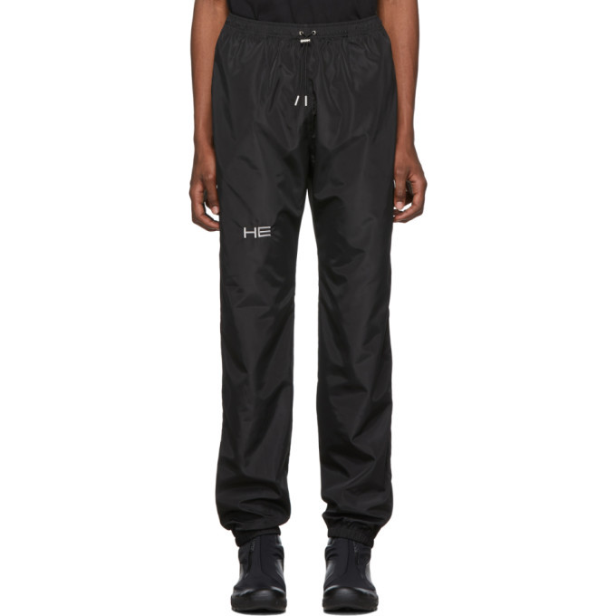 Photo: Heliot Emil Black Technical Lounge Pants