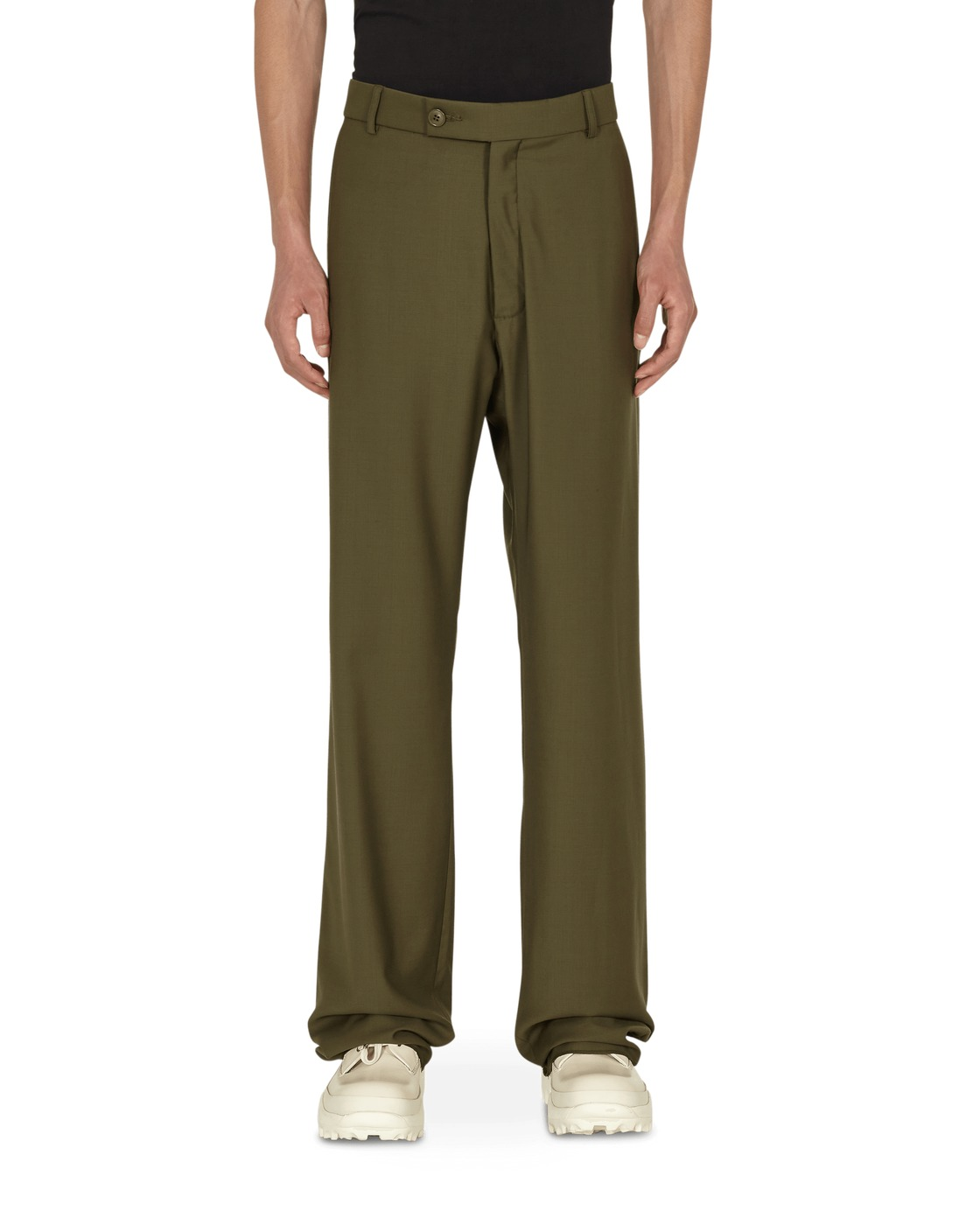Photo: Martine Rose Relaxed Trousers Dark