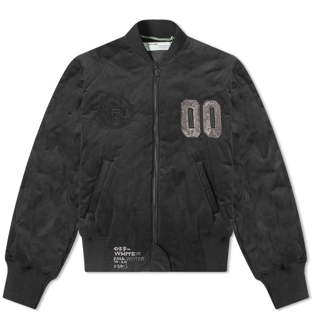 Photo: Off-White Souvenir Bomber Jacket