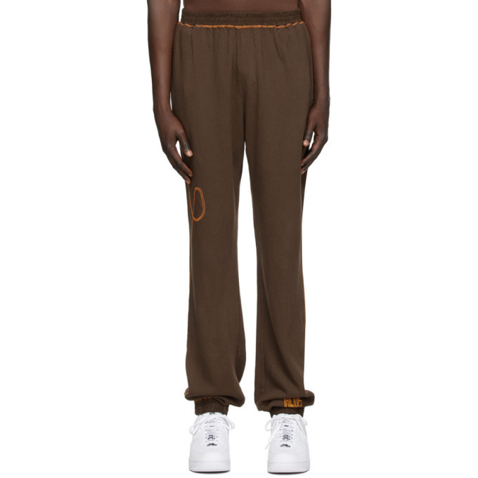 Photo: Phlemuns Brown Terry Lounge Pants