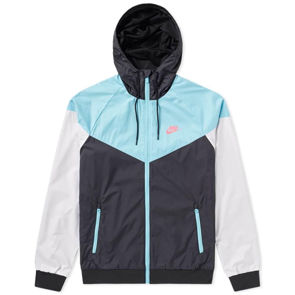 2658aaa34c Nike Windrunner Jacket Blue Nike