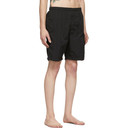 C.P. Company Black Pocket Swim Shorts