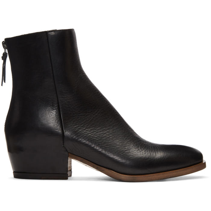 Photo: Givenchy Black GB3 Zip Boots
