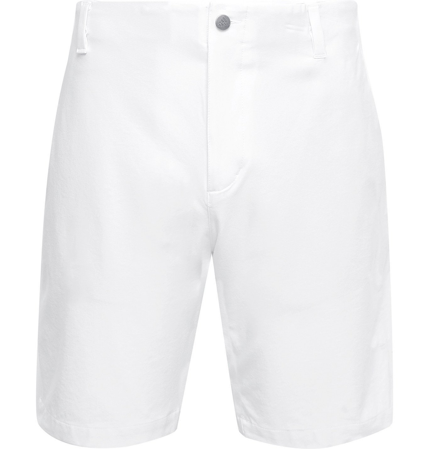 Photo: ADIDAS GOLF - Ultimate365 Competition Printed Stretch-Nylon Twill Golf Shorts - White